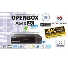 Openbox AS4K 2X